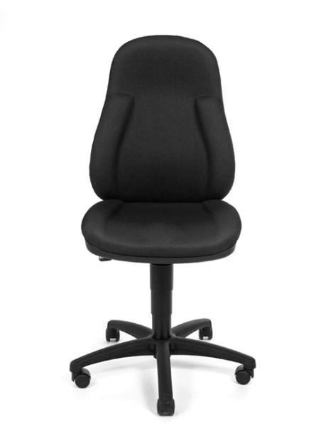 Bürostuhl Wellpoint 10 P - schwarz - Topstar