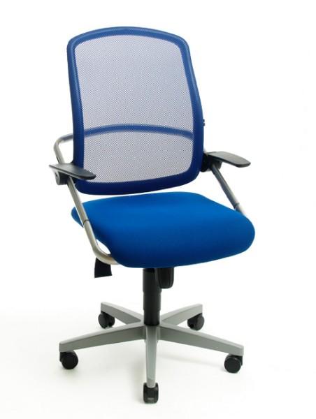 Drehstuhl Topstar S´Move OP 10 in blau