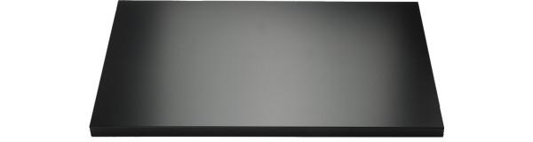Fachboden für Euro Rollladenschrank, schwarz, 800 mm