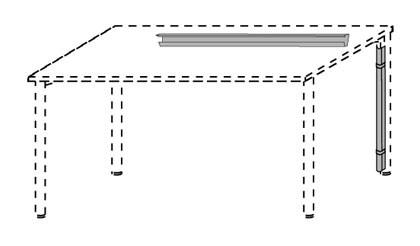 Elektrifizierungs-Set 80 cm