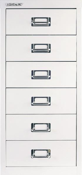 Schubladenschrank Multidrawers 29er Serie, 6 Schubladen, DIN A4