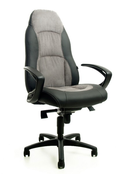 Chefsessel Topstar Speed Chair in grau, lieferbar ab KW 18