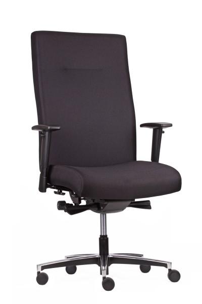 Manager XL Chefsessel - schwarz - bis 160 kg