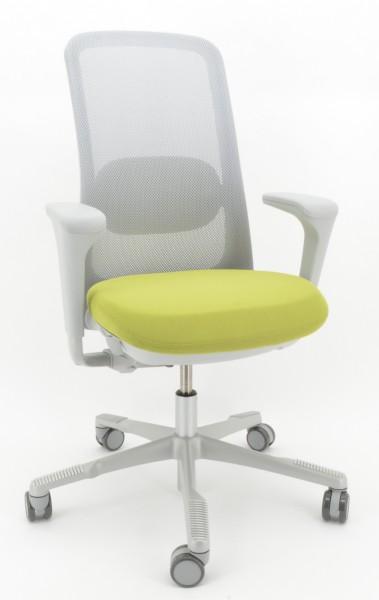 Drehstuhl SoFi 7500 - Mesh - Nexus 005, grün - HAG
