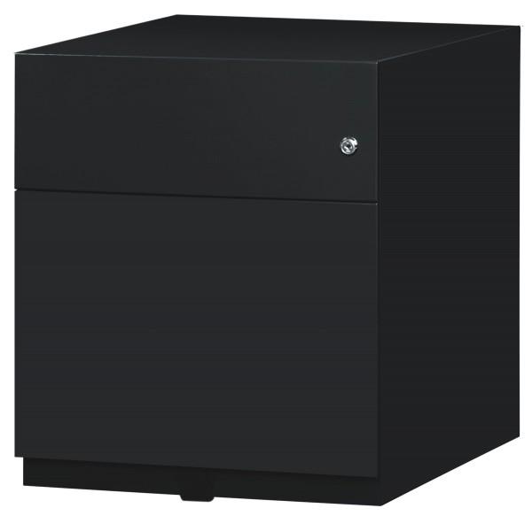 Rollcontainer Note, 1 HR-Schublade, 1 Universalschublade, ohne Top