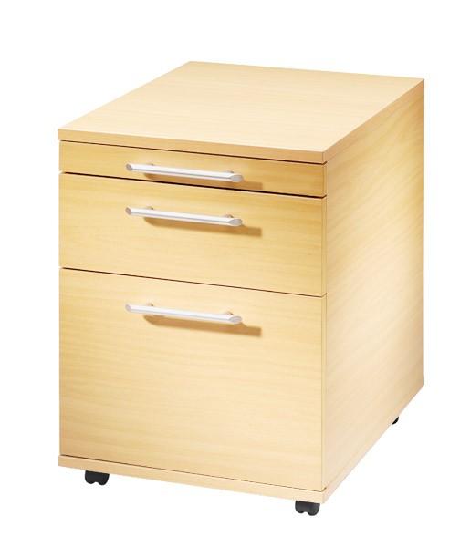 Rollcontainer: Schreibtischcontainer Basic mit Hängeregister