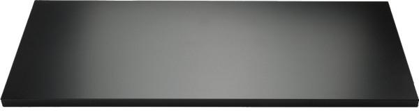 Fachboden für Euro Rollladenschrank, schwarz, 1200 mm