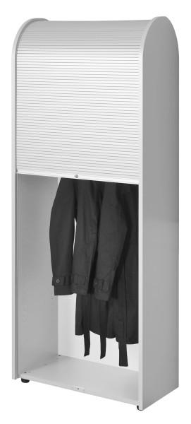 Garderobenschrank Roll-Up - weiß - Siqnatop