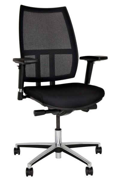 Drehstuhl Maxime - schwarz - Bisley Seating