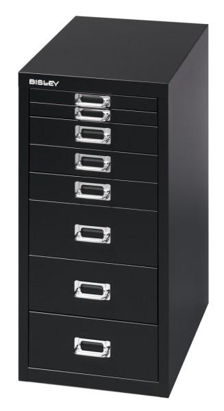 Schubladenschrank Multidrawers 29er Serie, 8 Schubladen, DIN A4