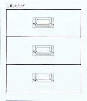 Schubladenschrank Multidrawers 12er Serie, 3 Schubladen, DIN A4