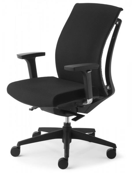Drehsessel Arti Chair 2453 - schwarz - Mayer