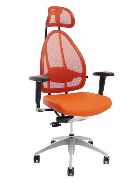 Drehstuhl Topstar Open Art 10R in Orange