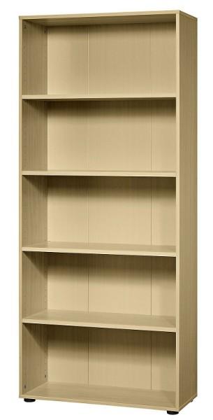 Schrankwand-System Basic: Regal mit fünf Fächern 5 OH