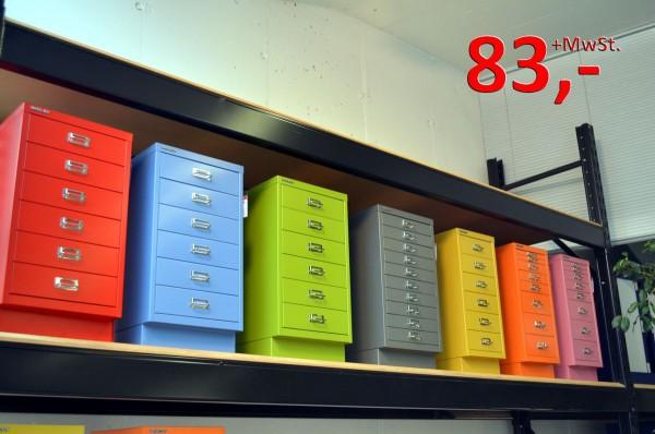 Bisley Schubladenschränke Multidrawers - verschiedene Ausführungen