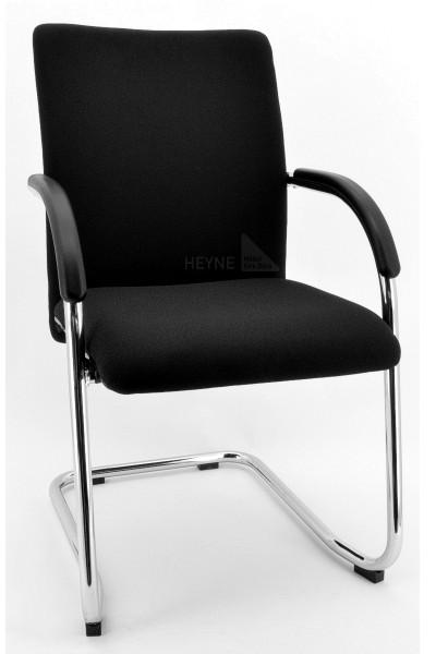 Besucherstuhl Classy - schwarz - Bisley Seating