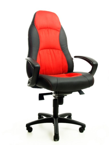 Chefsessel Topstar Speed Chair in rot