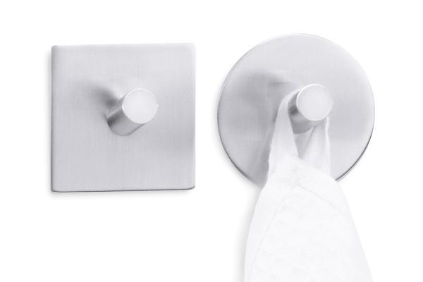 DUPLO 40206 Design-Handtuchhaken aus Edelstahl von Zack