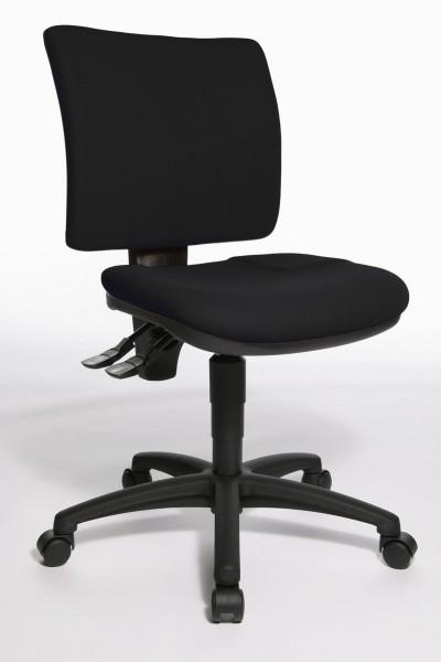 Drehstuhl U50 Small Office - schwarz - Topstar,