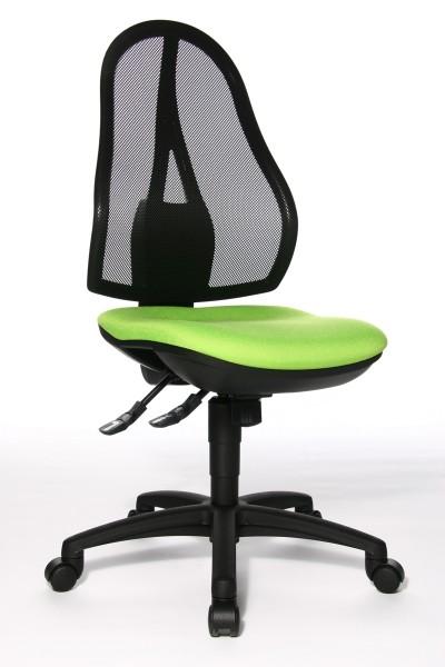 Bürostuhl Open Point SY - grün - Topstar
