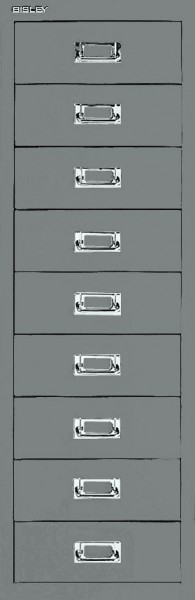 Schubladenschrank Multidrawers 39er Serie, 9 Schubladen DIN A4