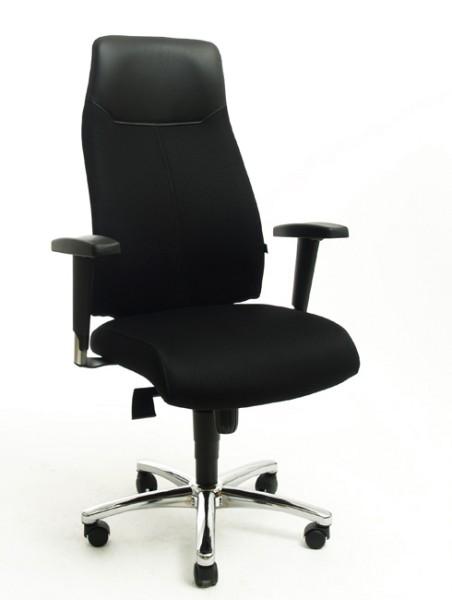 Drehstuhl High Sit up - schwarz - Topstar lieferbar ab KW 18