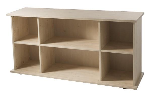 Sideboard: Sideboard SBOF offen mit zwei Fächern