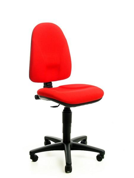Bürostuhl Home Chair 50 - rot - Topstar
