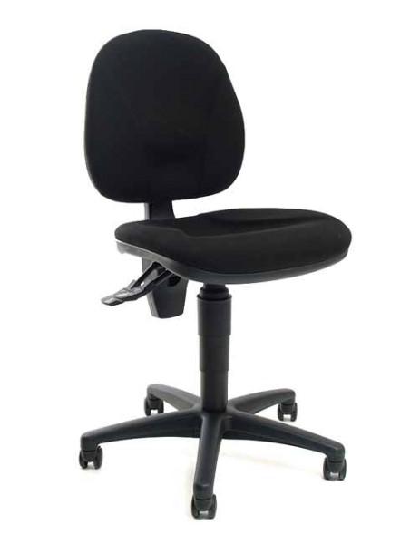 Bürostuhl Point 10 - schwarz - Topstar