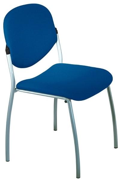 Konferenzstuhl Wendy - blau - Siqnatop