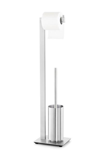 LINEA 40382 Design-Toilettenbutler aus Edelstahl von Zack