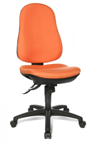 Drehstuhl Support SY - orange - Topstar