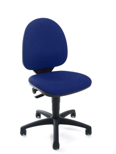 Bürostuhl Top Pro 1 - blau - Topstar Sonderpreis