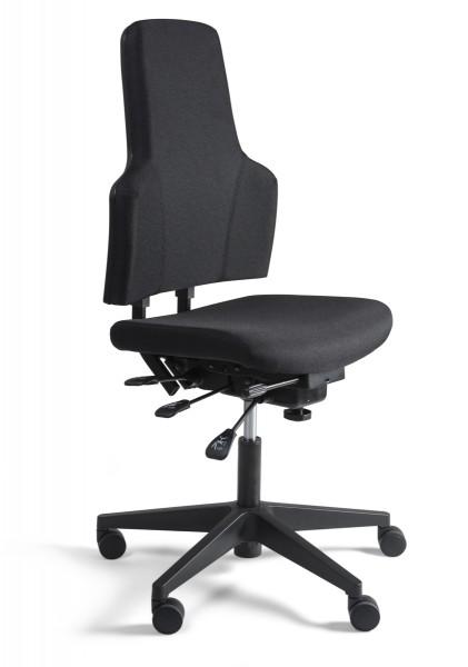 Kassenstuhl 3241 - Polster, schwarz