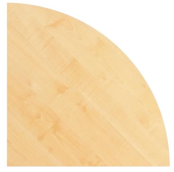 Eckplatte / Viertelkreis 80 x 80 cm