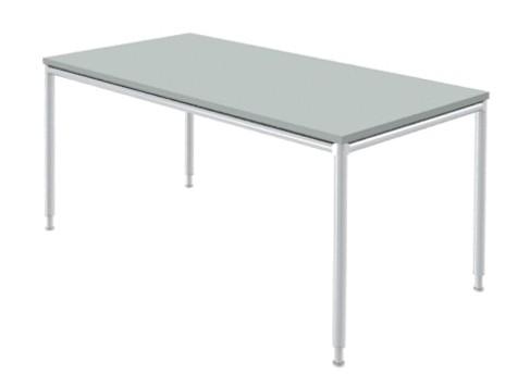 Schreibtisch S-Desk 160 cm - Bosse Modul Space - weiß