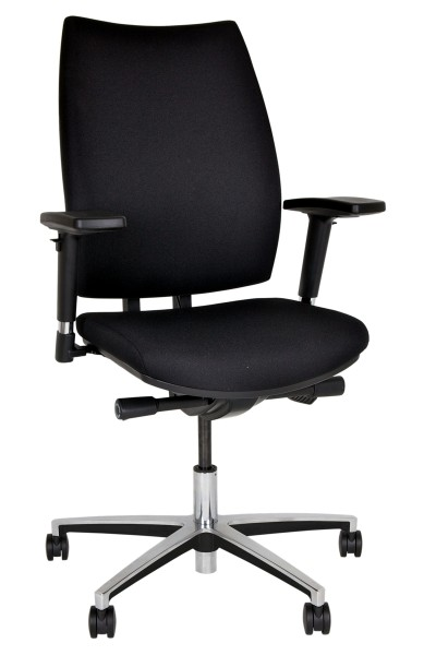Drehstuhl Upscale - schwarz - Bisley Seating